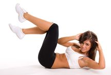 fitness and workouts / by Lacie Wyttenback