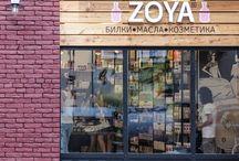 Organic Cosmetic Store