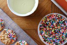 Sweets / by Cara Dobrev