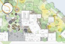 boards / ideas / presenting data / architectual board / graphic design /