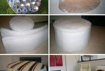 Výrobek z pet lahví