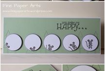 Stampin'up - Life in the Forest