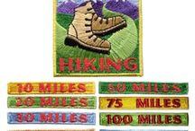 Hiking Miles Set