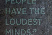The loudest Minds