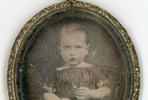 Ambrotypes and vintage portraits