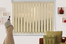 Blinds: Suede / Suede blinds for people with extra ordinary choice styles.