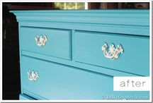 Painted furniture / by Susan Simon