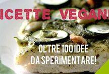 ricette vegane e vegetariane