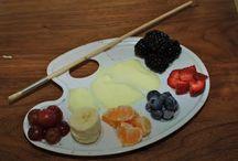 Healthy Snack Ideas (Printed)
