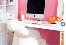 Home office  / by Swaggchic