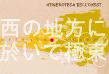 #itineroteca - Oriente Estremo