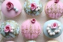 Esküvői cupcake