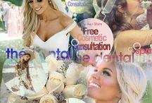 THE DENTAL SPA - Wedding/Bride/Groom / Bride, Groom, Brides-made, Cosmetic Smile make overs, Implant dentistry, bridge work, crowns, veneers, fillings, extractions, teeth whitening, dentures ....
