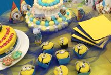1 Birthday   MINION PARTY!!! / 1 Birthday Party for our little Minion!