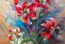 Amaryllis Flowers / Flowers and Bulbs, Colours