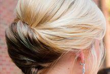 Bridesmaid Hair / by Jennifer L.