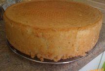 piškot na dort