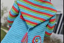 :: Crochet & Knit - Toodler & Child ::