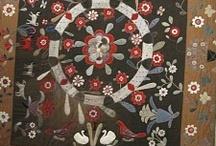 Quilts / Квилты / Traditional quilts with a modern flare / Традиционные квилты в современной интерпретации / by Evgenia Panova