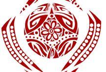 tattoos (tribal)