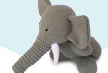 Maskotki słoniki