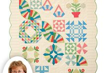 Posey Quilt patterns