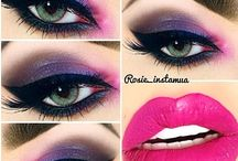 Eye & Lip Combos / by Jessica Cevalles