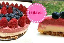 Healthy Cakes / saját készítésű egészséges sütik