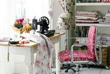 Office/loft Inspiration / by Tara {blondiensc}