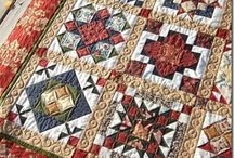 1_Quilty::Sampler / by Jenny Duke