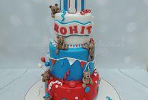Celebration Cakes / Bespoke Celebration Cakes