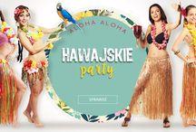 Hawajskie Party / Wszyscy czekamy na gorące lato! Zorganizuj hawajskie party i poczuj klimat słonecznych wysp!
