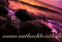 Outback Boots - wherever you go... / Boots - go anywhere....