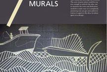 Murals og store fellesprosjekt