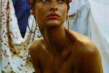 inspiration / Linda Evangelista for Vogue