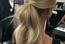 ponytailes