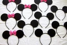 Mickey and Minnie Birthday / by Jessica Puente