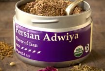 TTS Co. - Persian Adwiya / Adwiya possesses a delicate with a delightful floral undertone.  It shines when added to mild dishes such as chicken, rice, couscous, and legumes, yet it is able to handle the demands of bolder cooking such as slowly grilled ribs.  A combination of flavors that is unique to Iranian cooking, Adwiya will become a favorite spice when you want something a little different.