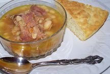 SOUPS, STEWS and SALADS / A collection of great recipes for Soups and Salads.