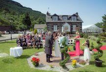 Gillian & Matts wedding ideas