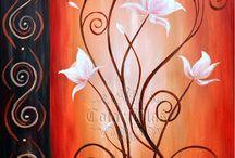 λουλουδια με περβαζι