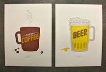Letterpress printing / by Scott Maurer