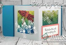 Stampin' Up! Class Projects / Card Making and Papercraft Class Projects using Stampin' Up! products