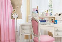 Sewing room layout / Sewing room