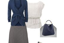 Classic Navy Style / by Natalie Carter