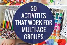 Multi-Age Group Activities