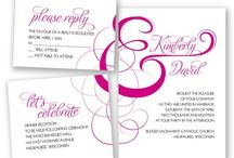 Bundles, Packages, & Value Sets - Oh My! / These budget wedding invitations and bundles are sure to make your day complete, without the high price tag!