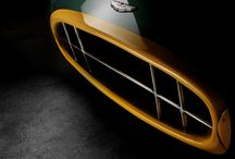 Aston Martin race cars