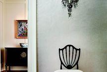 Wall ideas for studio / by Dawn Ruminski