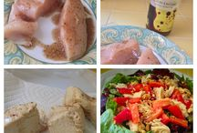I Hate to Cook and Grocery Shop / But I Love to Eat. My Food Creations, Recipes, and Tips.